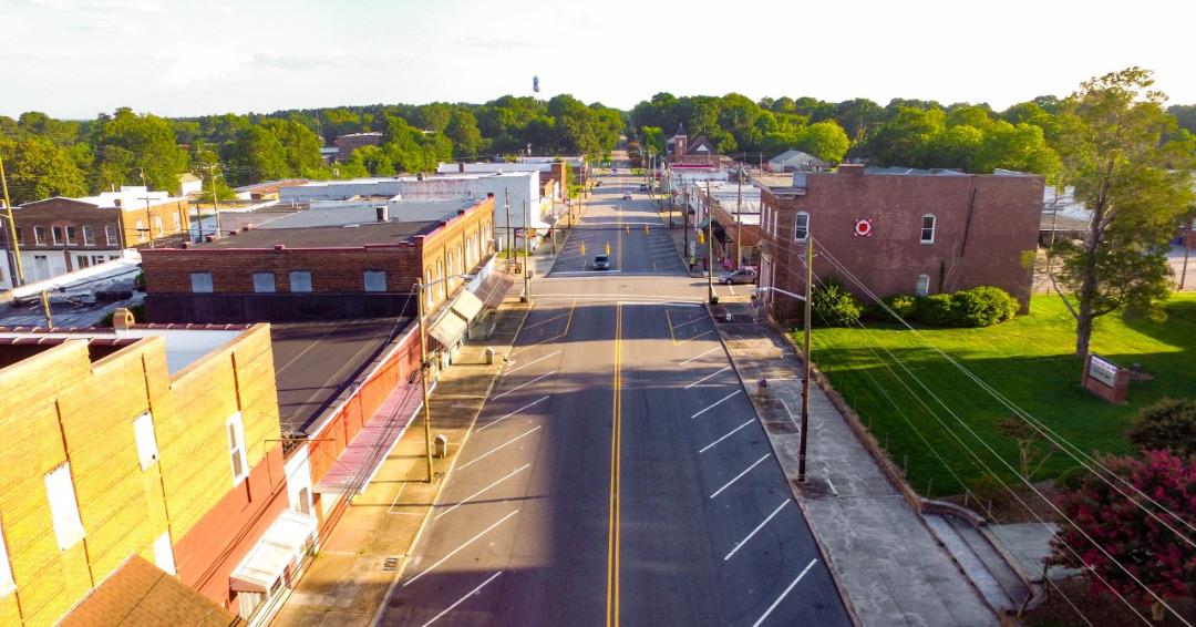 Downtown Franklinton
